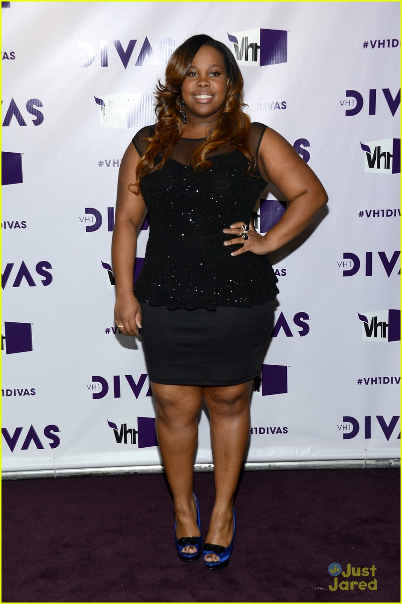 amber riley vh1 divas 06