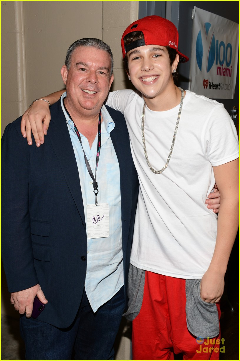 austin mahone y100 jingle ball 04