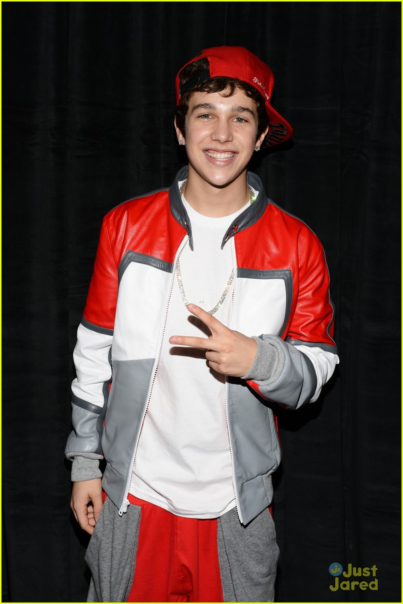 austin mahone y100 jingle ball 19