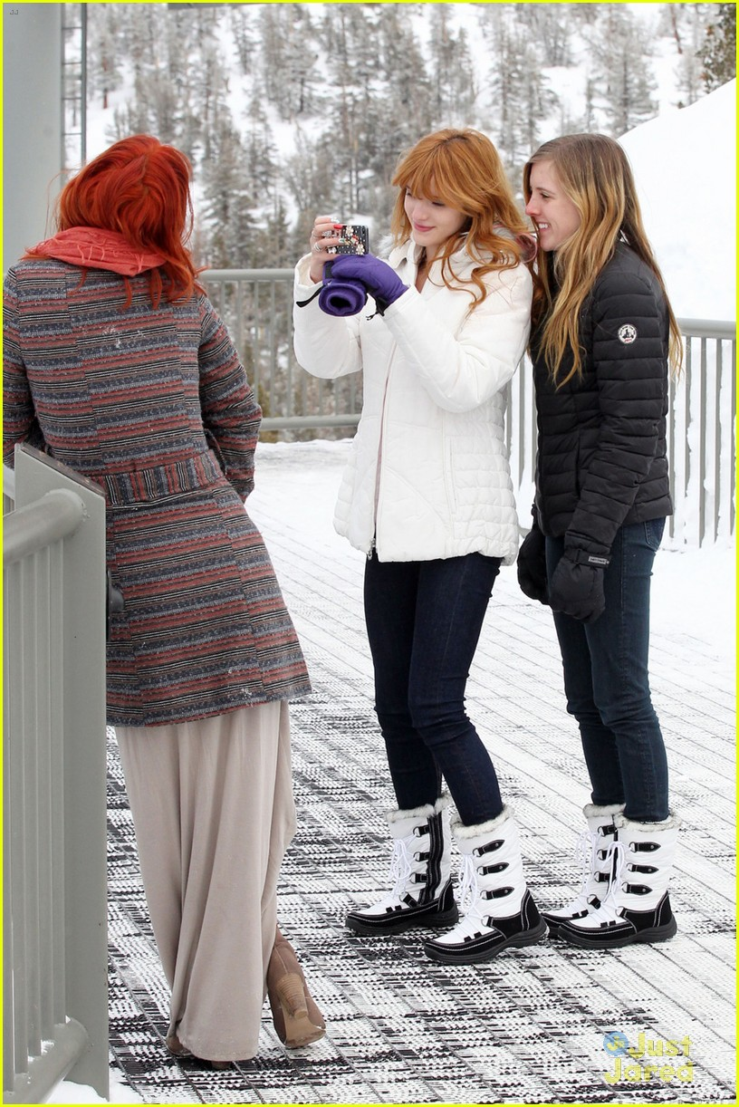 bella thorne tahoe snowball 07