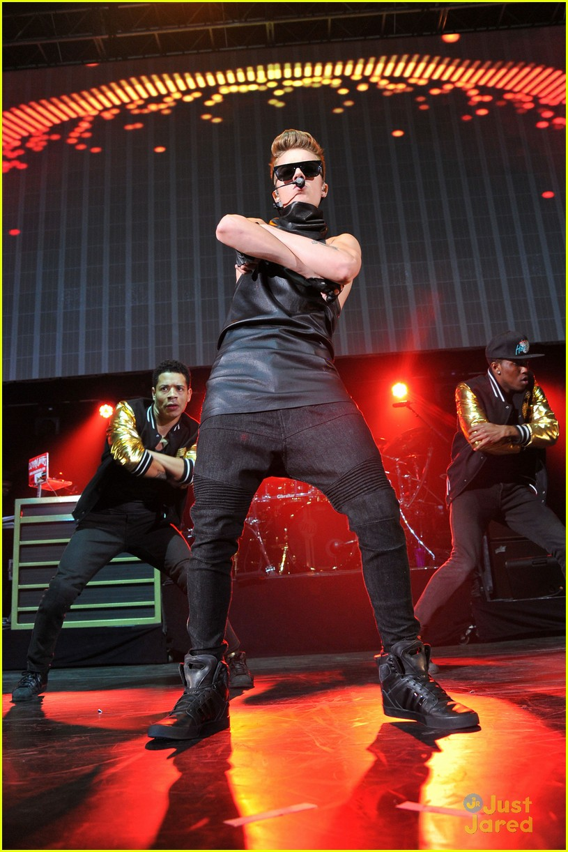 justin bieber dc jingle ball 18