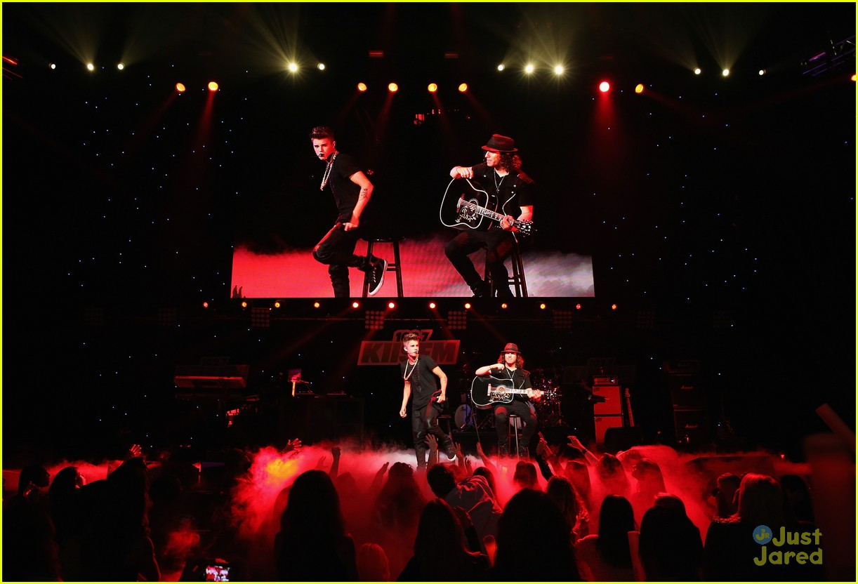 justin bieber jingle ball night two 23