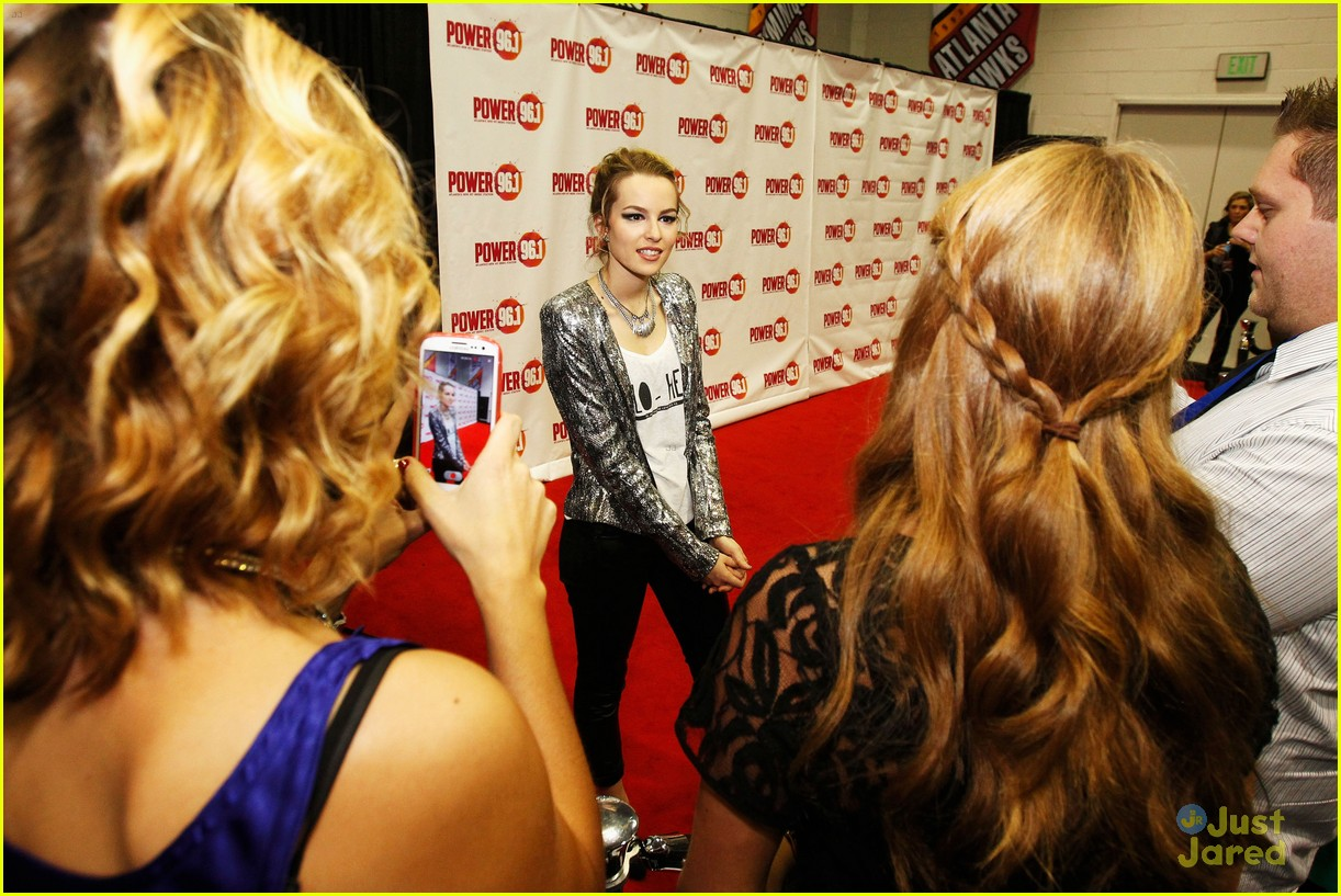 bridgit mendler power 961 jingle ball 39