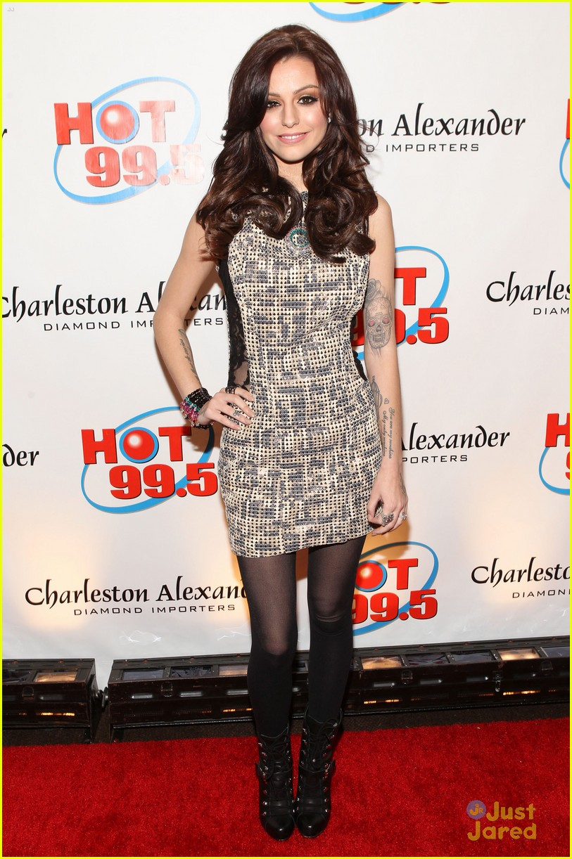 cher lloyd dc jingle ball 01