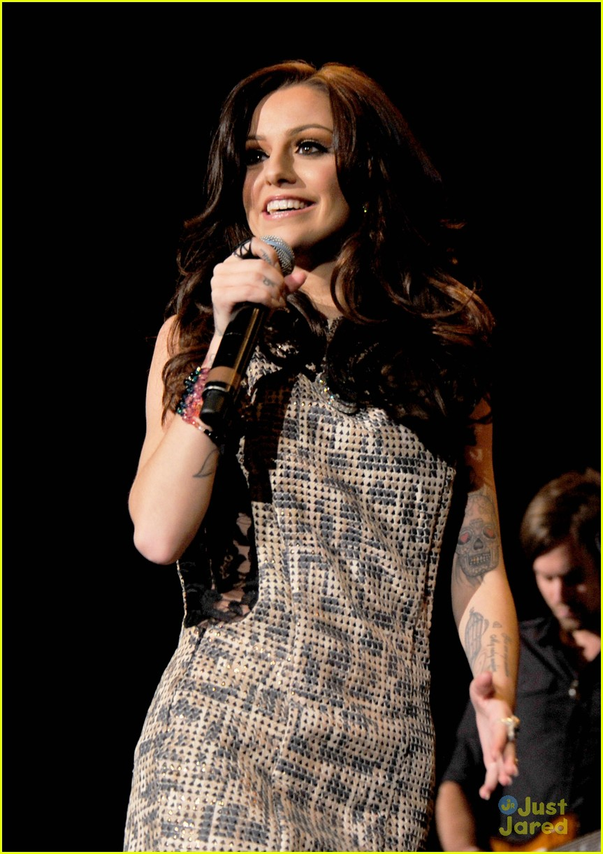 cher lloyd dc jingle ball 07