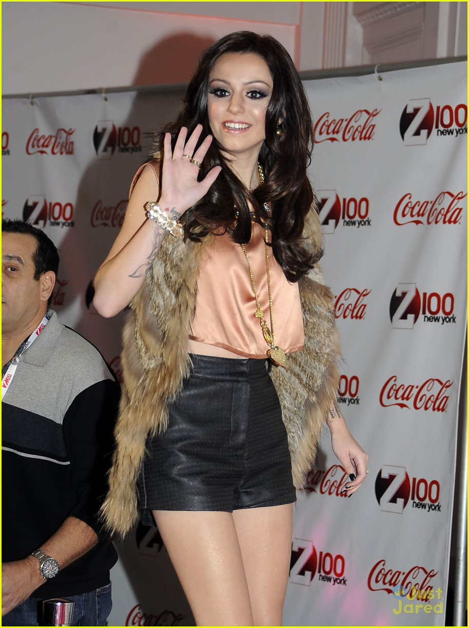 cher lloyd z100 jingle ball 12
