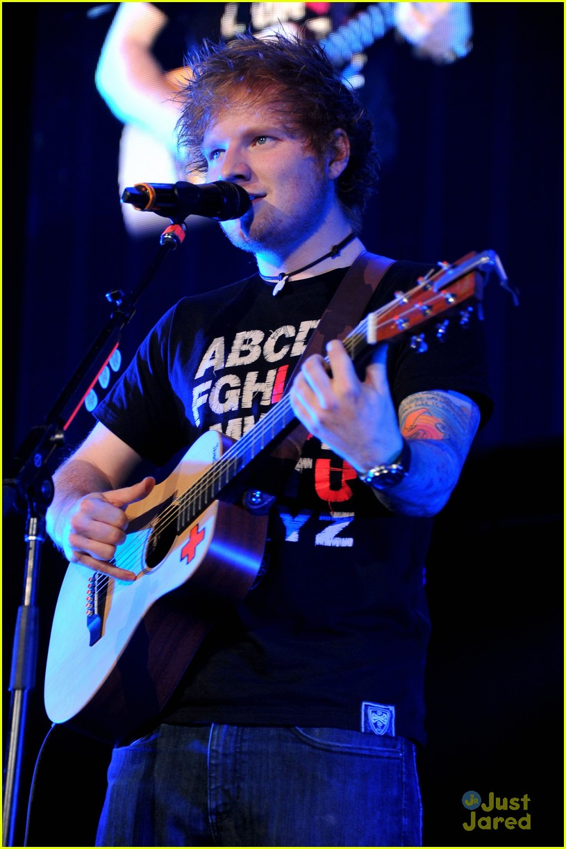 ed sheeran dc jingle ball 12