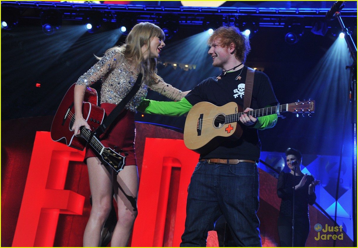 ed sheeran z100 jingle ball 04