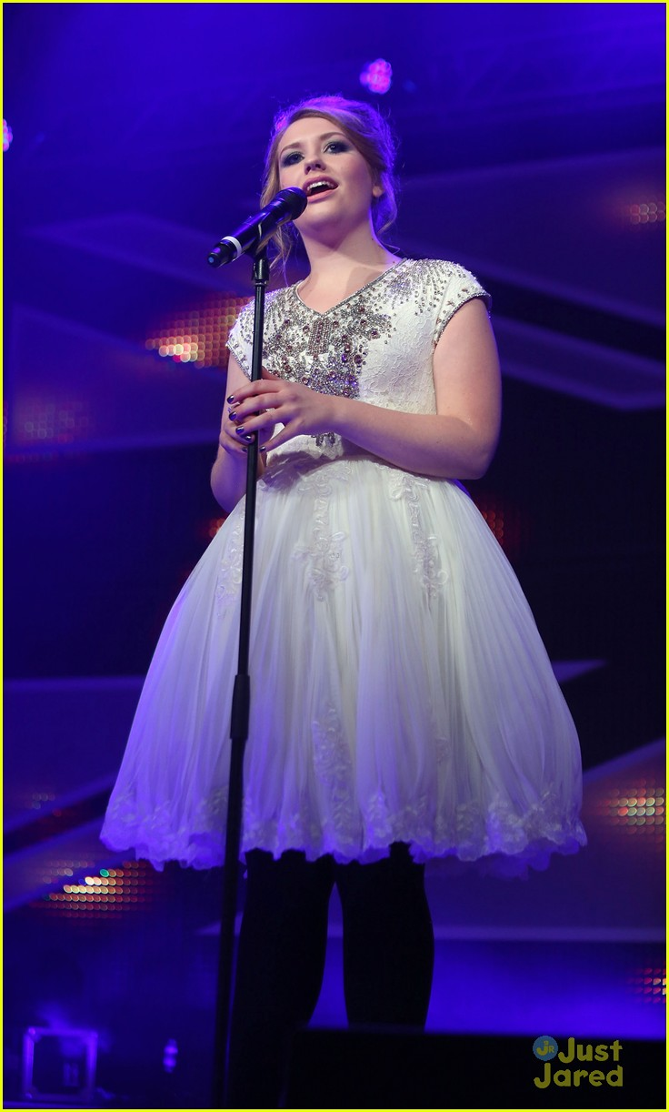 ella henderson british olympic ball 04