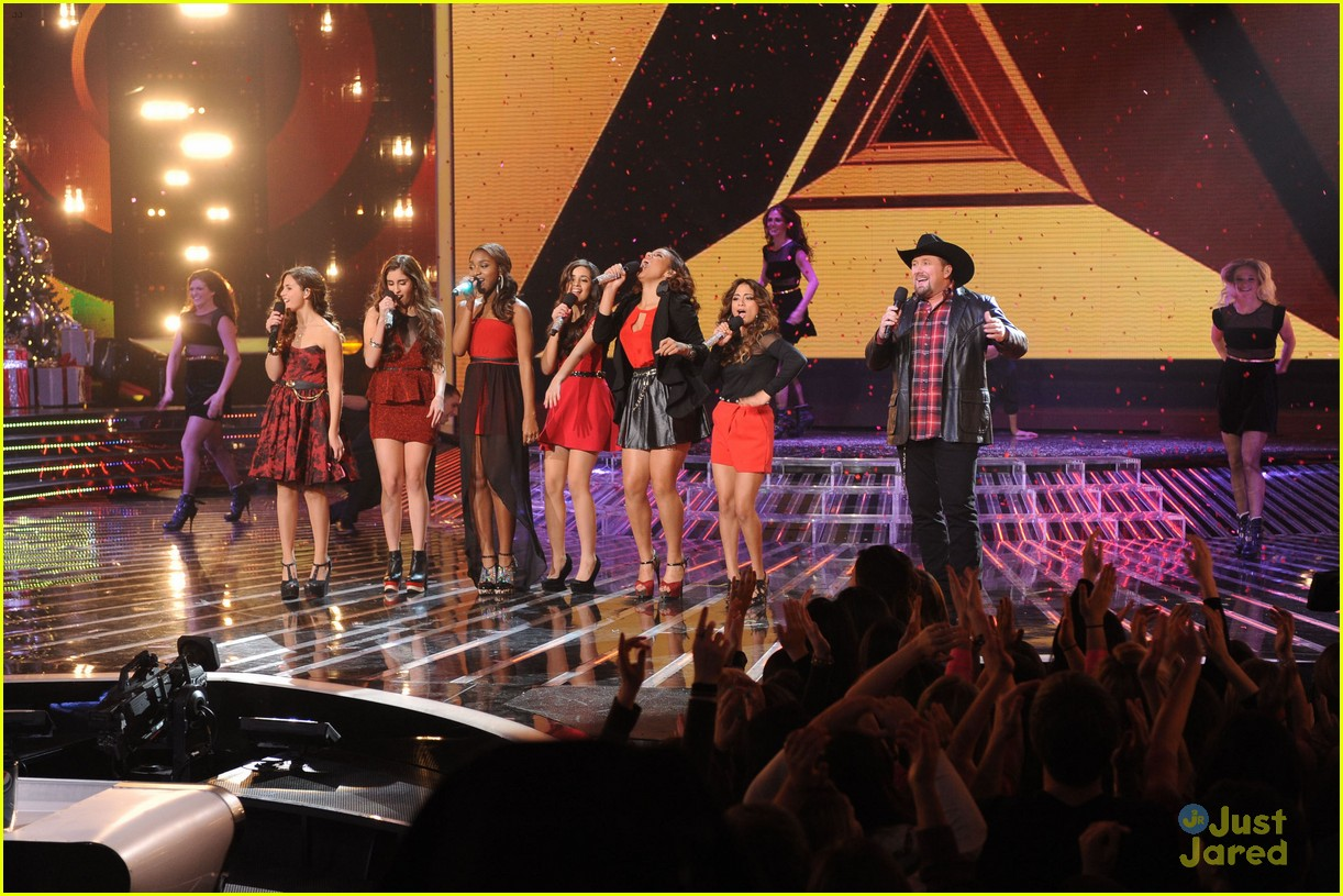 fifth harmony third place x factor 06