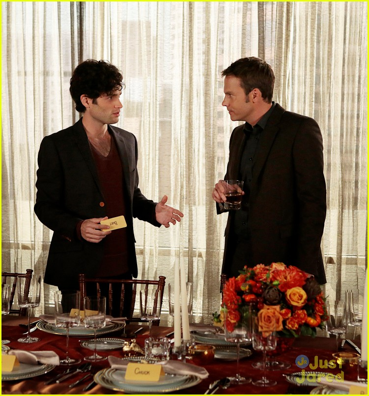 gossip girl thanksgiving complicated 08