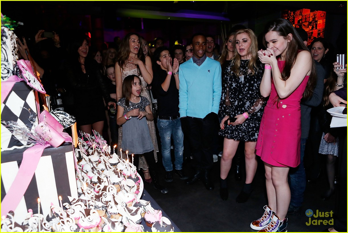 hailee steinfeld sweet 16 party 23
