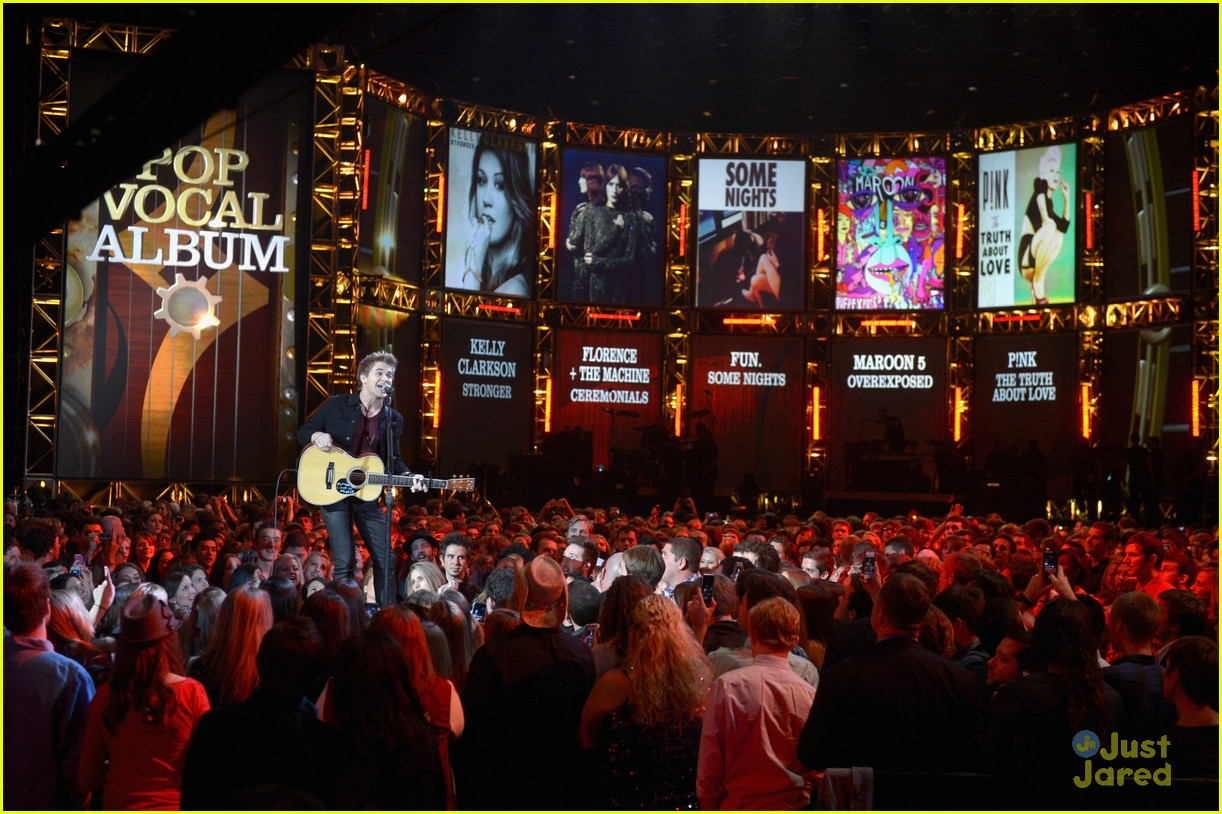hunter hayes grammy nom 02