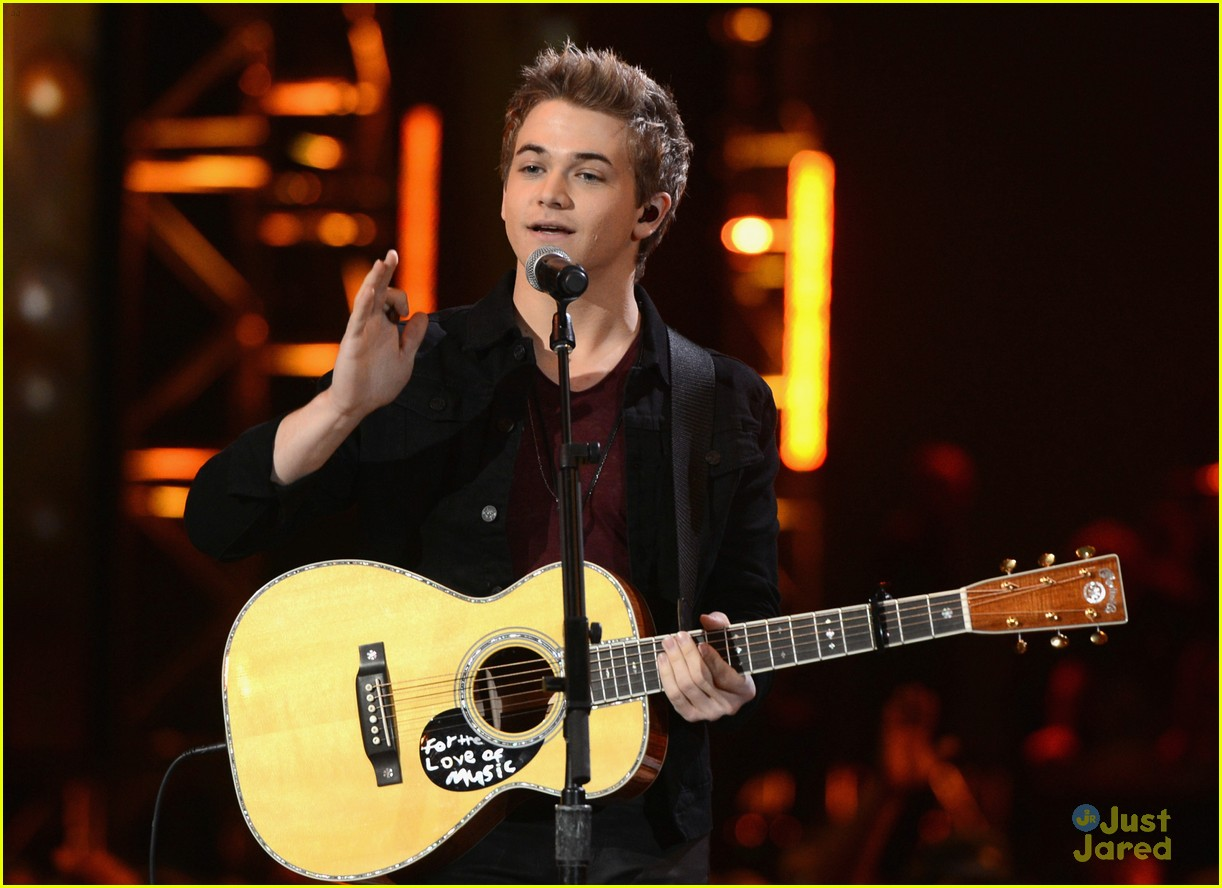 hunter hayes grammy nom 04