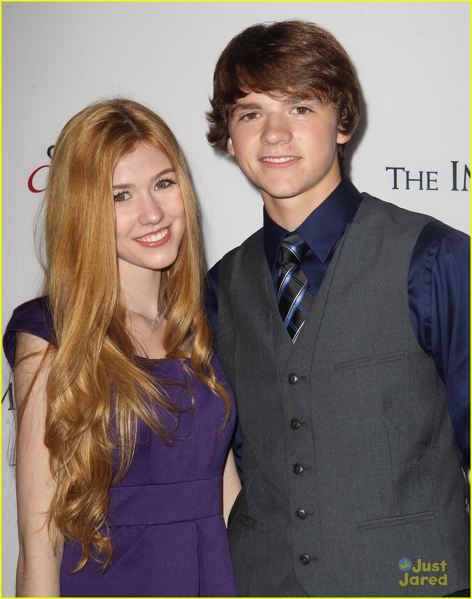 joel courtney impossible premiere 02