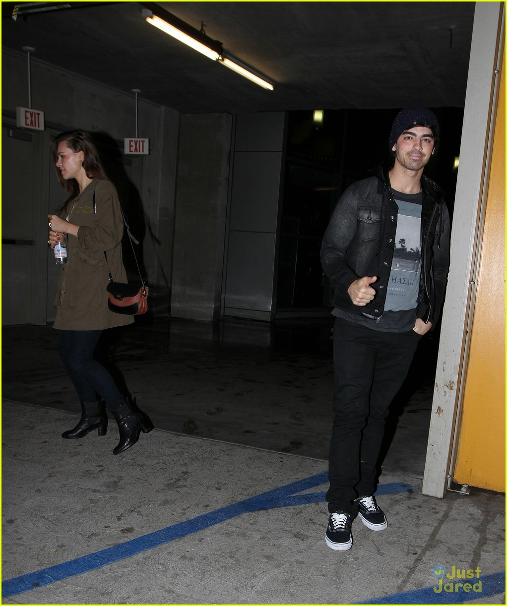 joe nick jonas double date 09