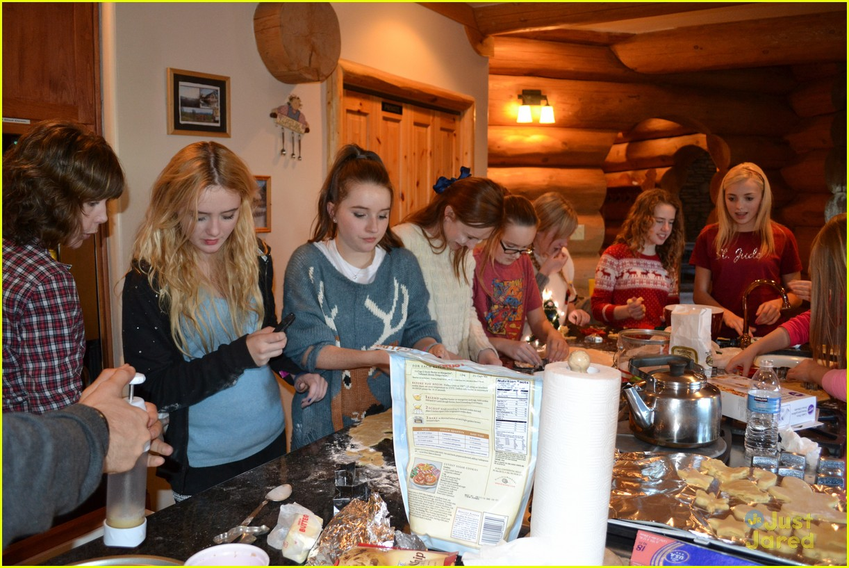 kaitlyn dever sweet 16 party pics 11