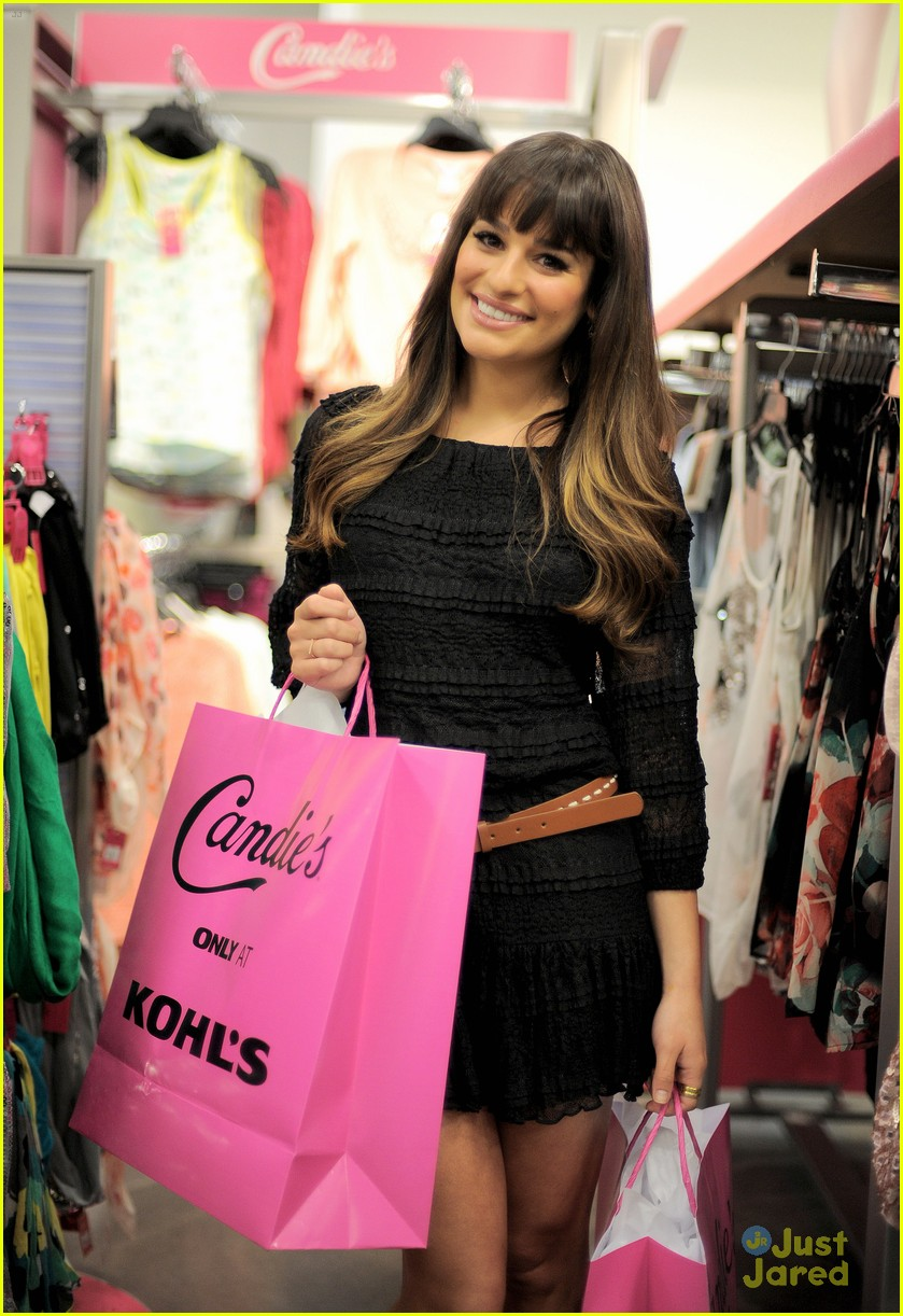 lea michele kohls christmas 22