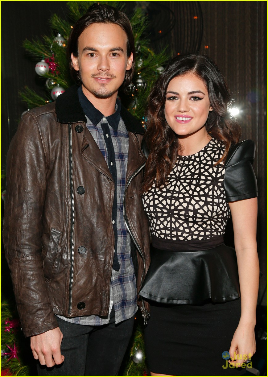 lucy hale nylon cover dinner 02