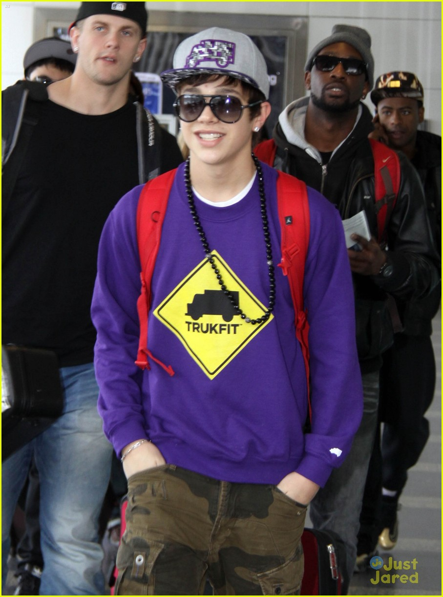 austin mahone 995 dc jingle ball 08