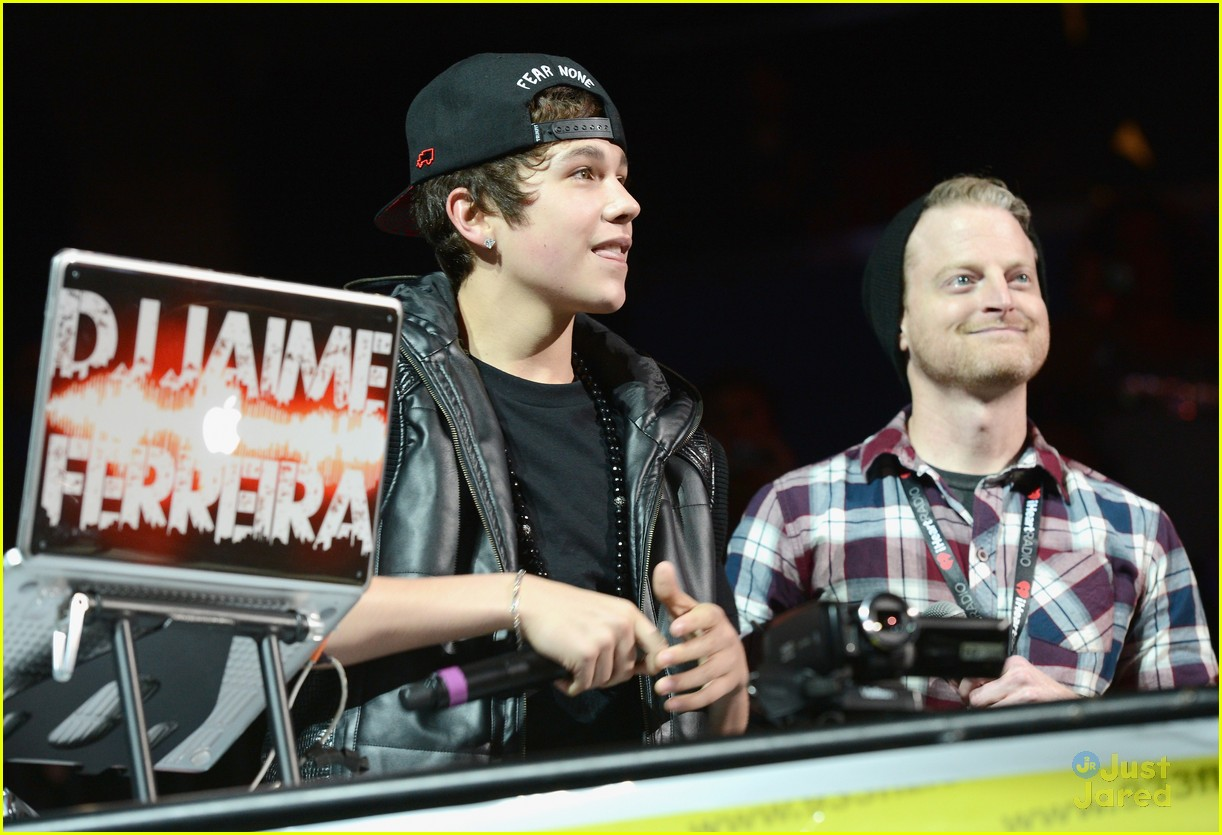 austin mahone tampa jingle ball 09
