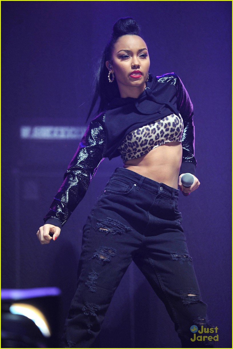 little mix jingle bell ball 08