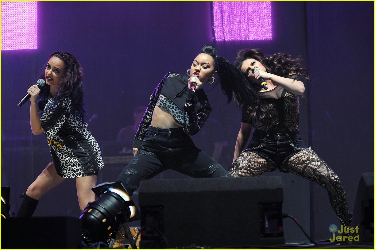 little mix jingle bell ball 15
