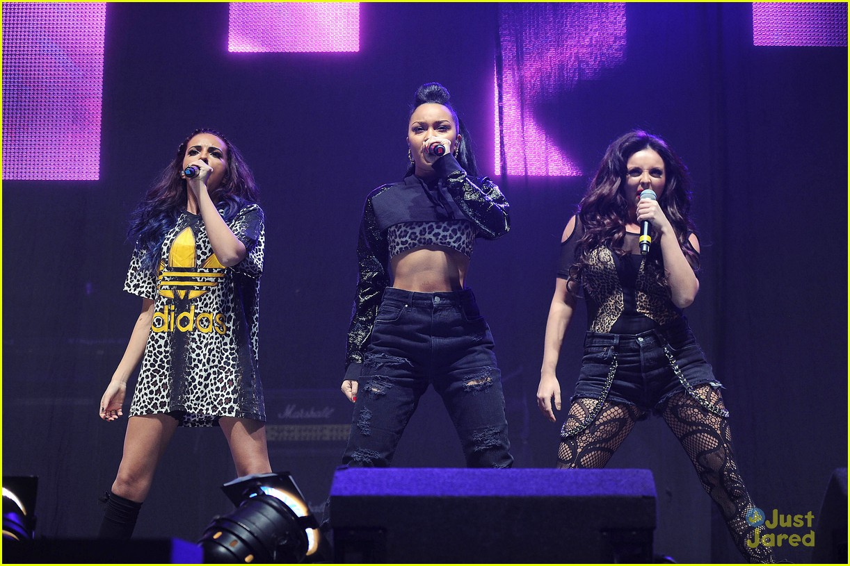 little mix jingle bell ball 17