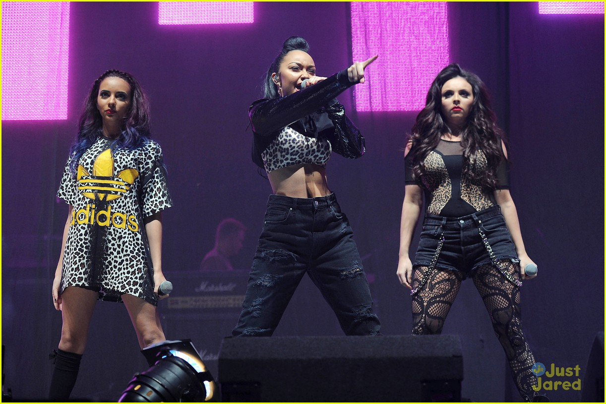 little mix jingle bell ball 23