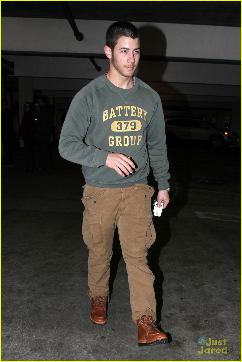nick jonas arclight movie 07