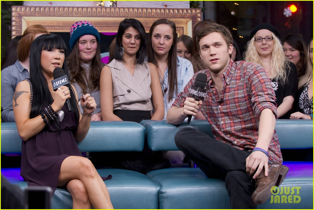 phillip phillips muchmusic studio stop 23