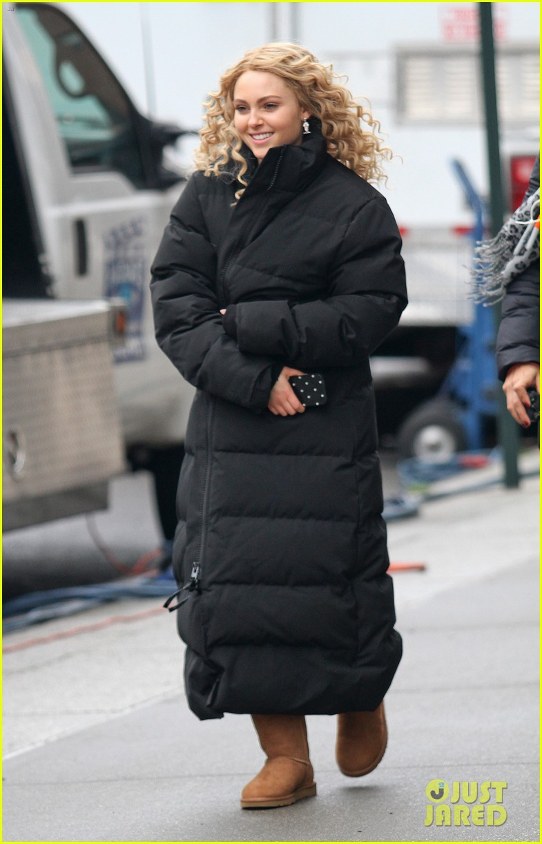 annasophia robb the carrie diaries set 01