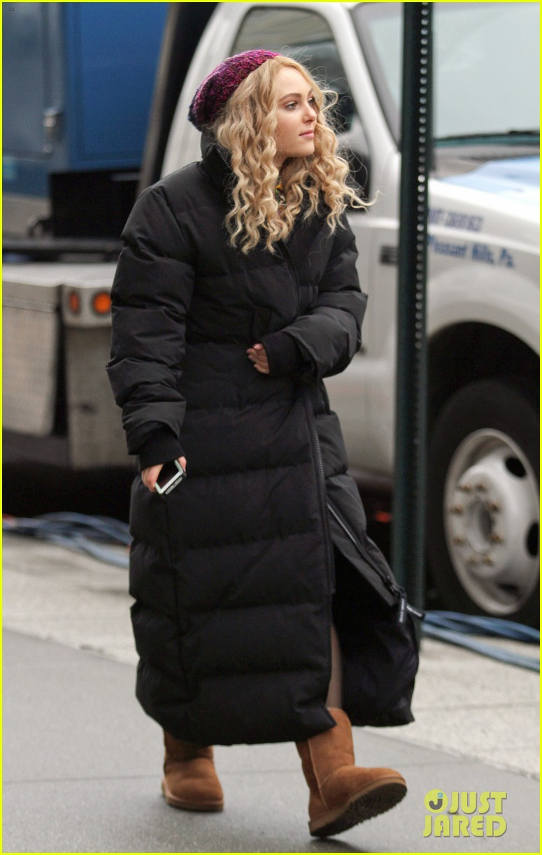 annasophia robb the carrie diaries set 10