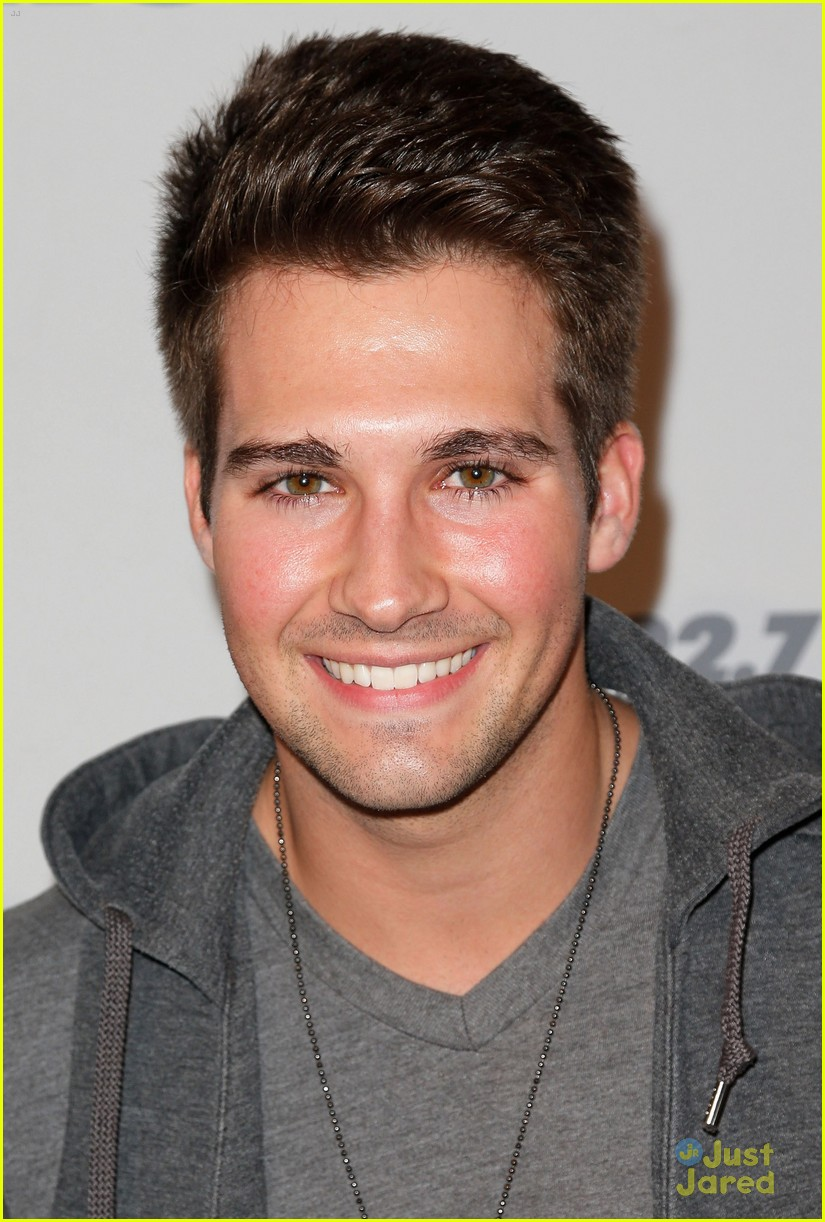 ryan newman james maslow jingle ball 05