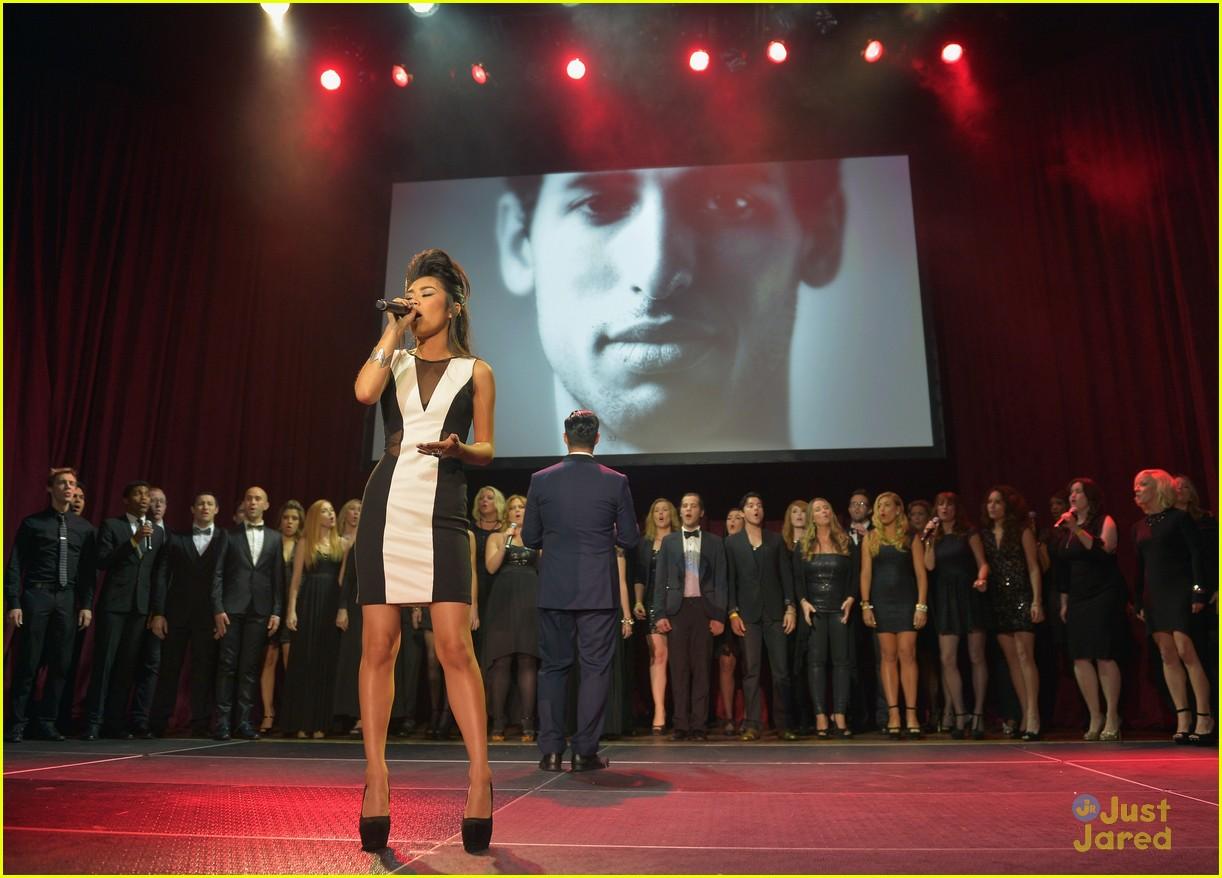 jessica sanchez trevor live 03