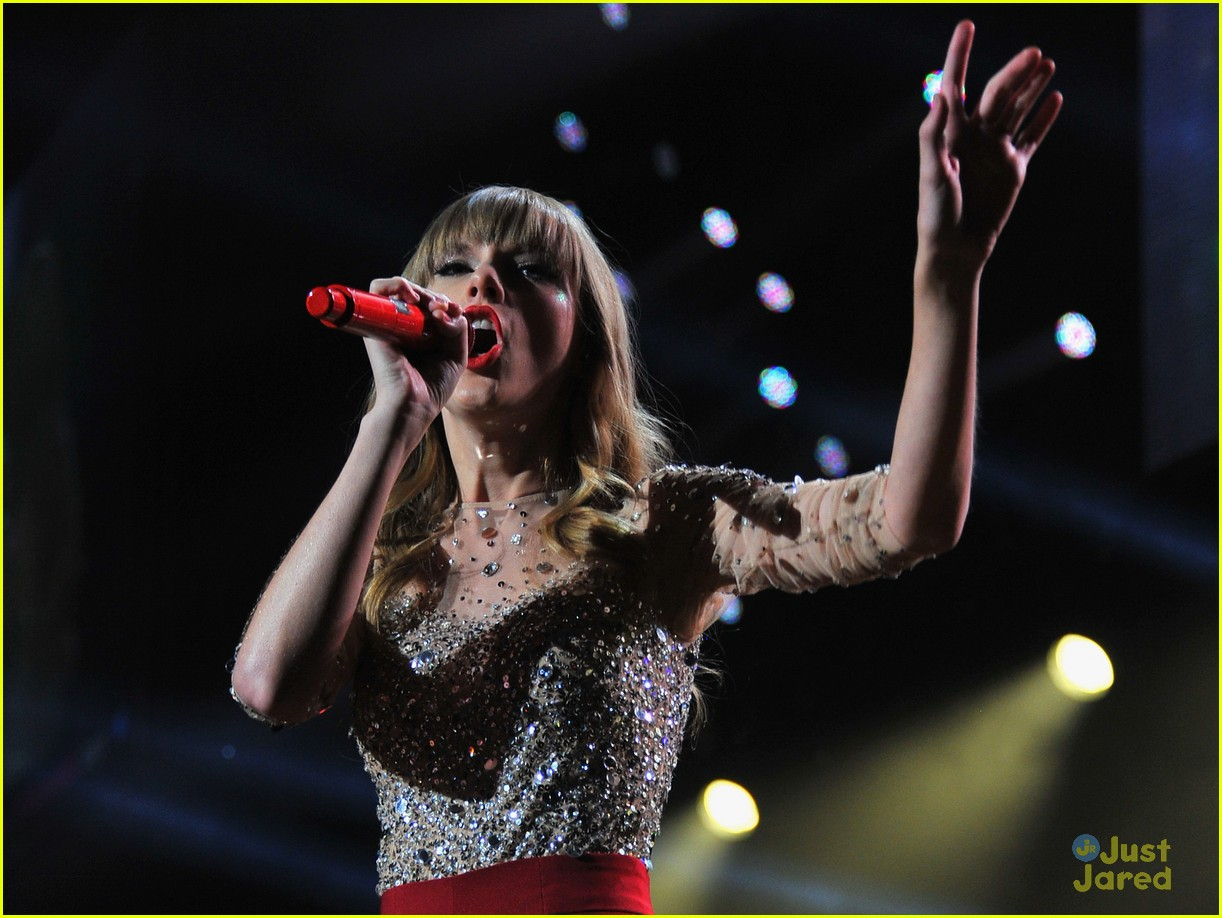 taylor swift z100 jingle ball 19