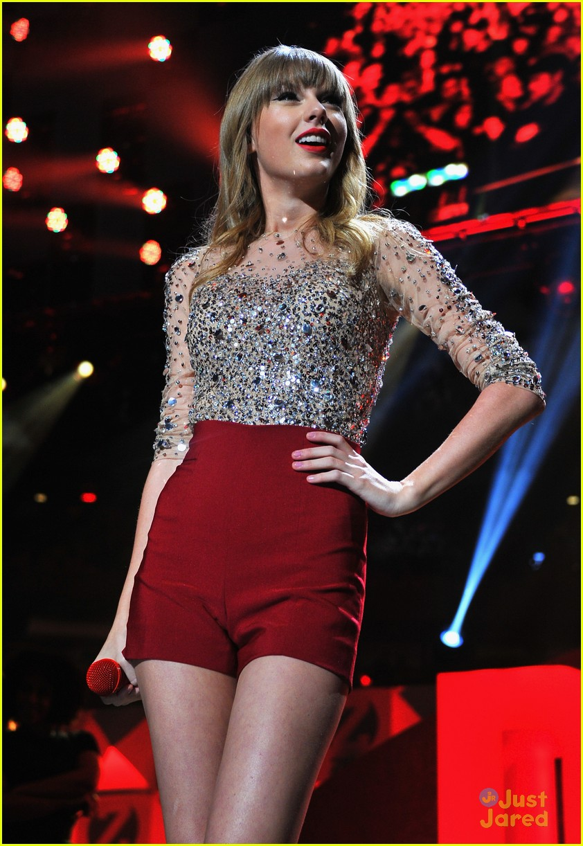 taylor swift z100 jingle ball 32
