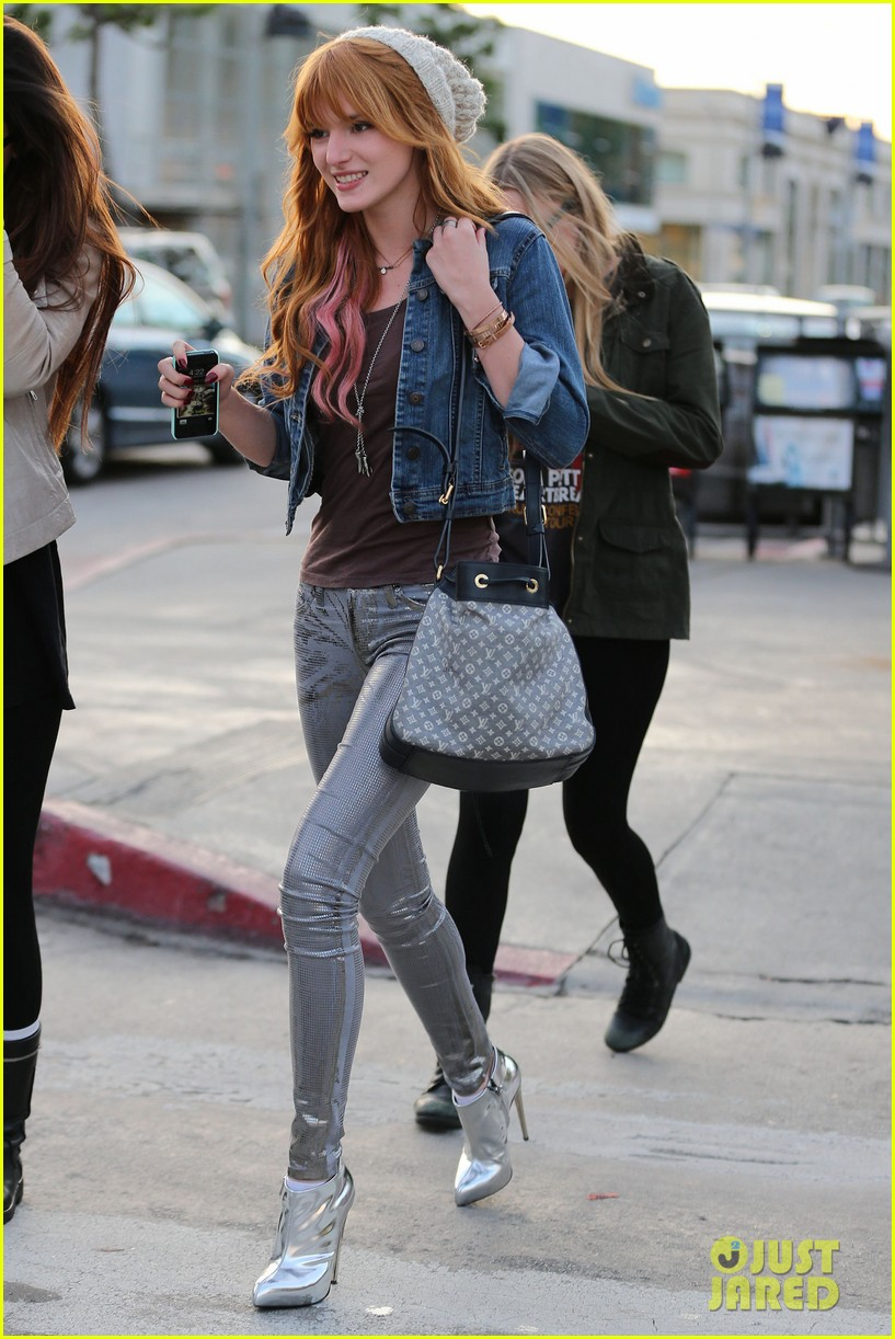 bela thorne kylie jenner lunch 09