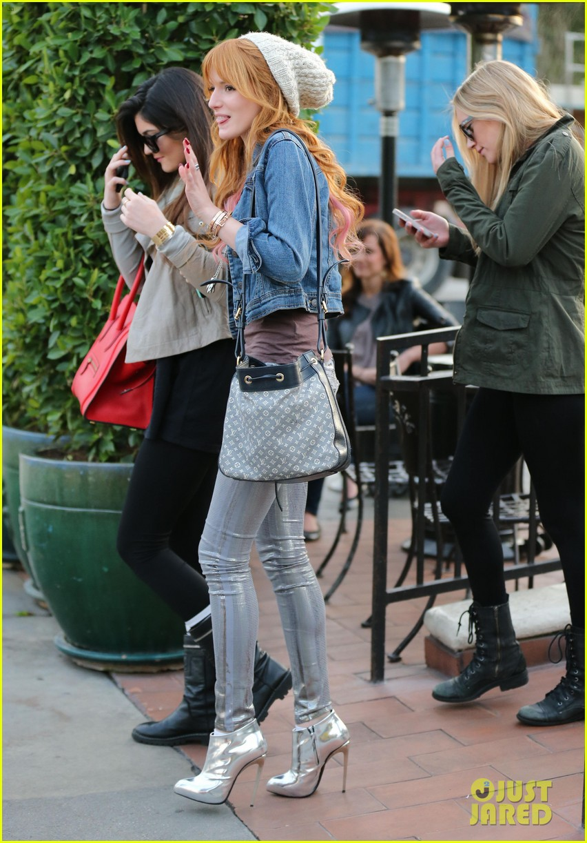 bela thorne kylie jenner lunch 22