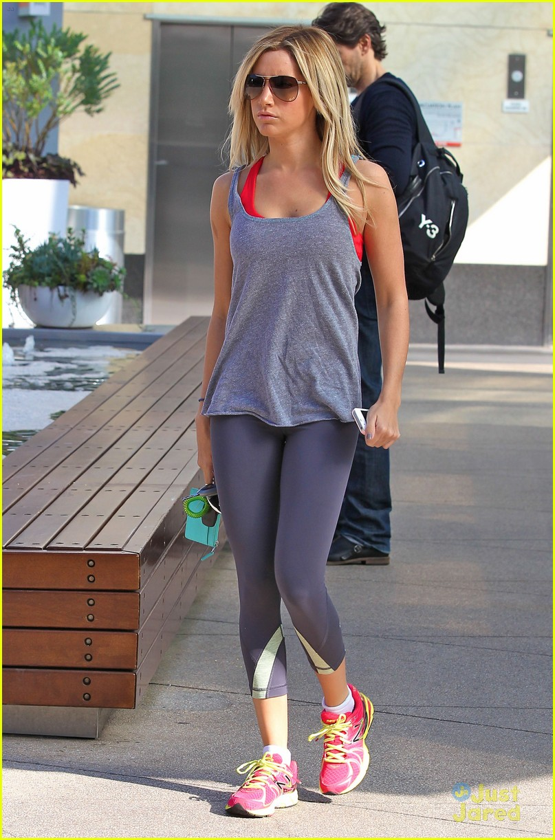 ashley tisdale equinox stop 12