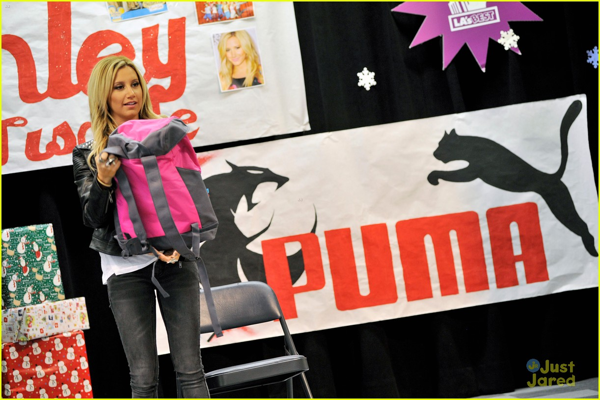 ashley tisdale puma las best 14