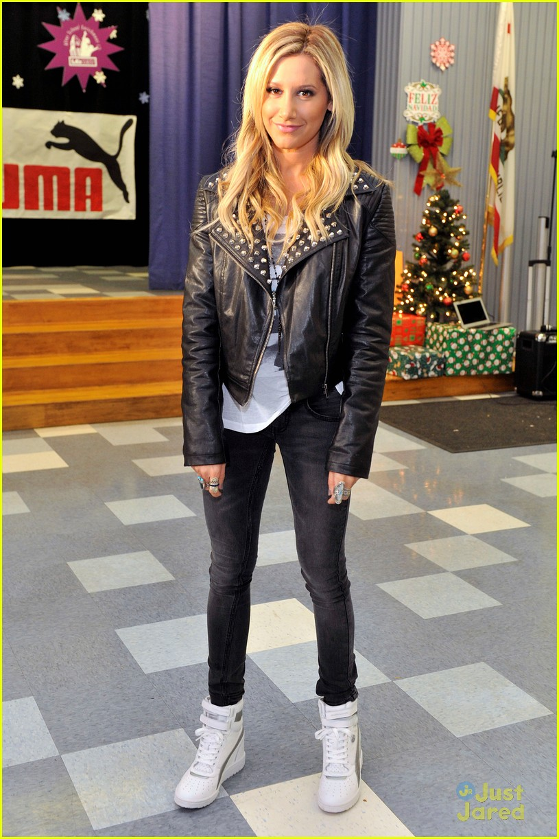 ashley tisdale puma las best 17
