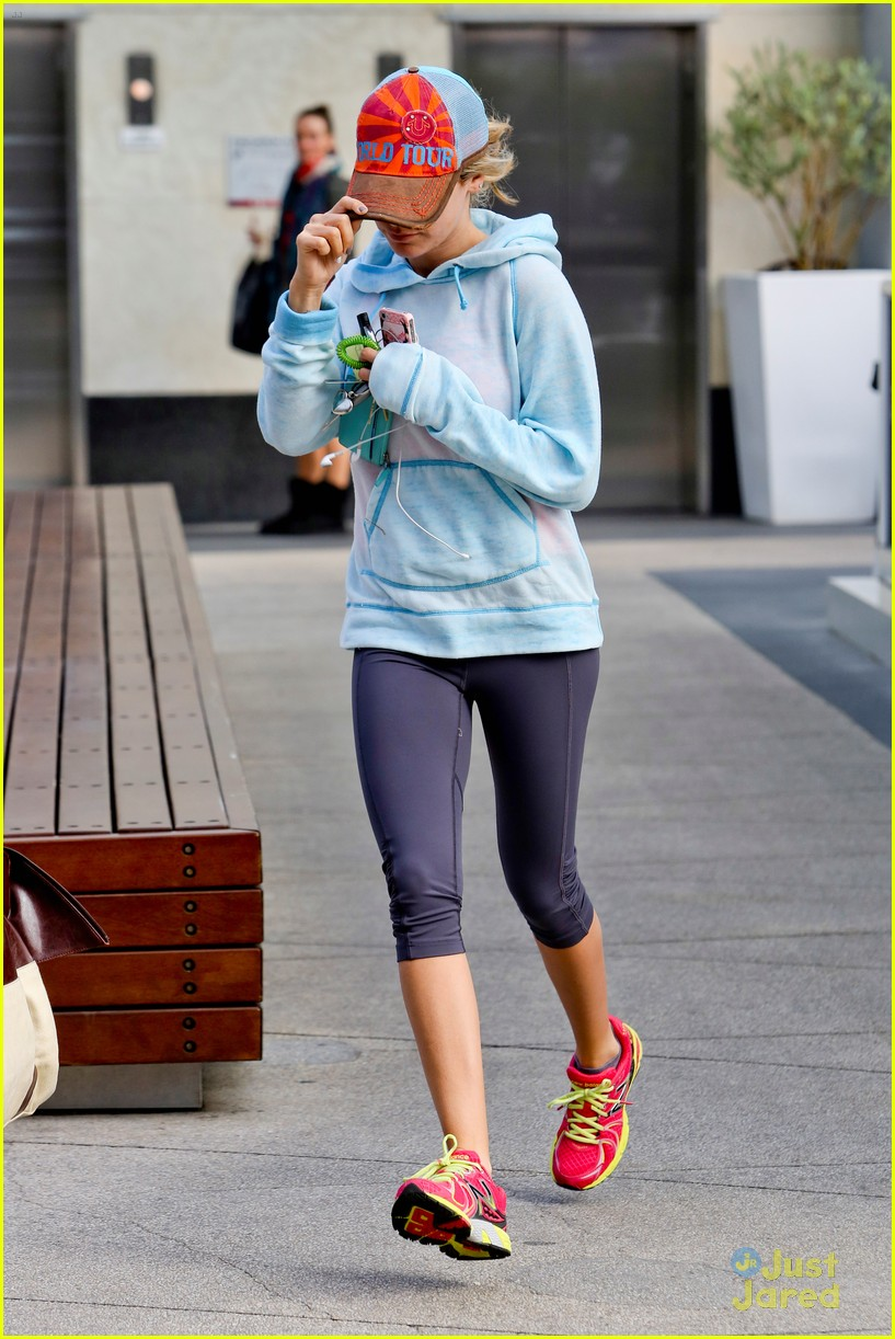 ashley tisdale gym meeting 19