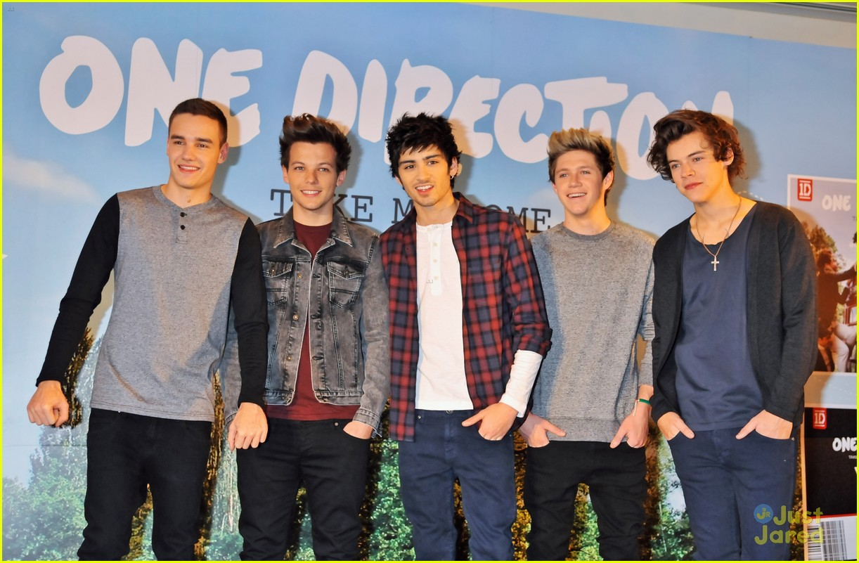 one direction tokyo conference 03