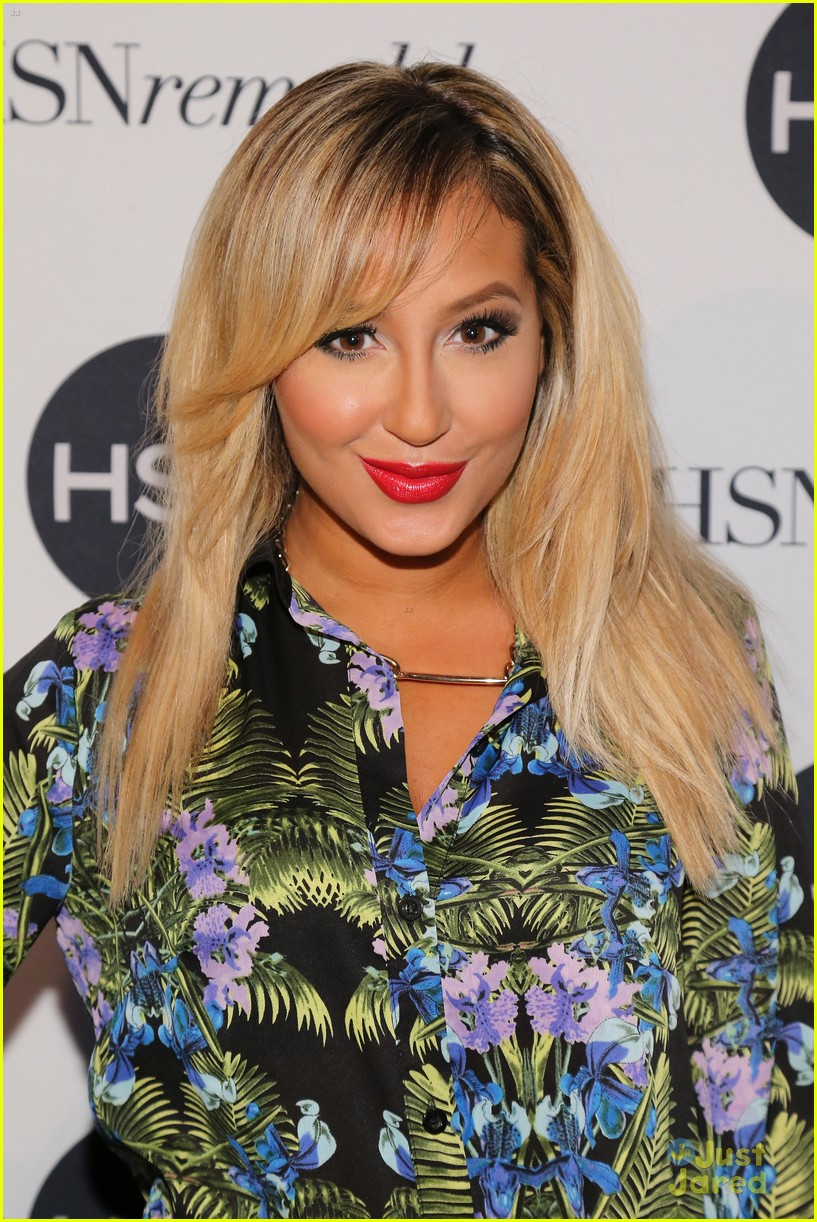 adrienne bailon new look hsn 05