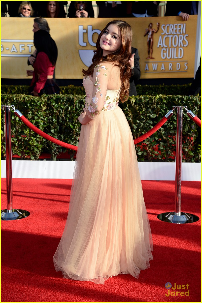 ariel winter 2013 sag awards 01