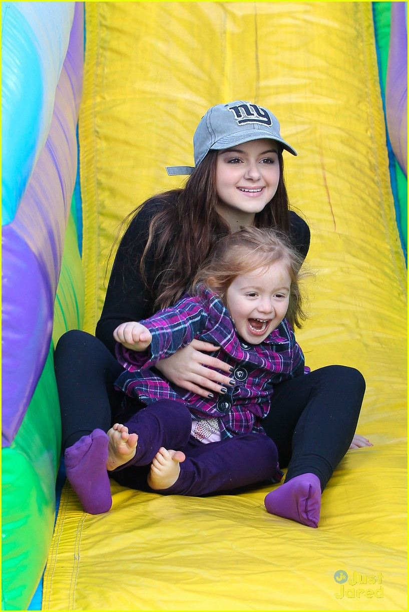 ariel winter slide skylar 21