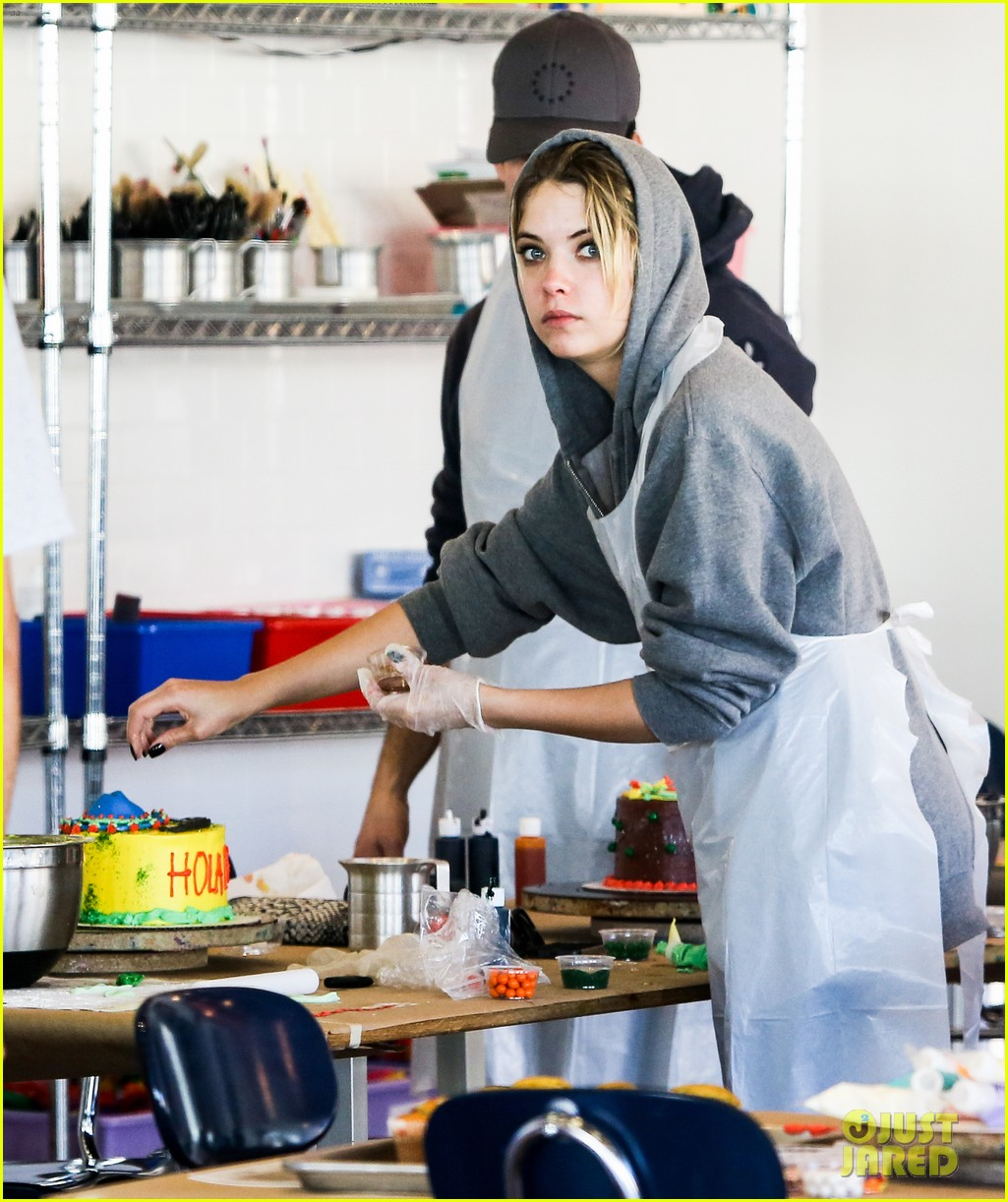 ashley benson duffs cakemix girl 12