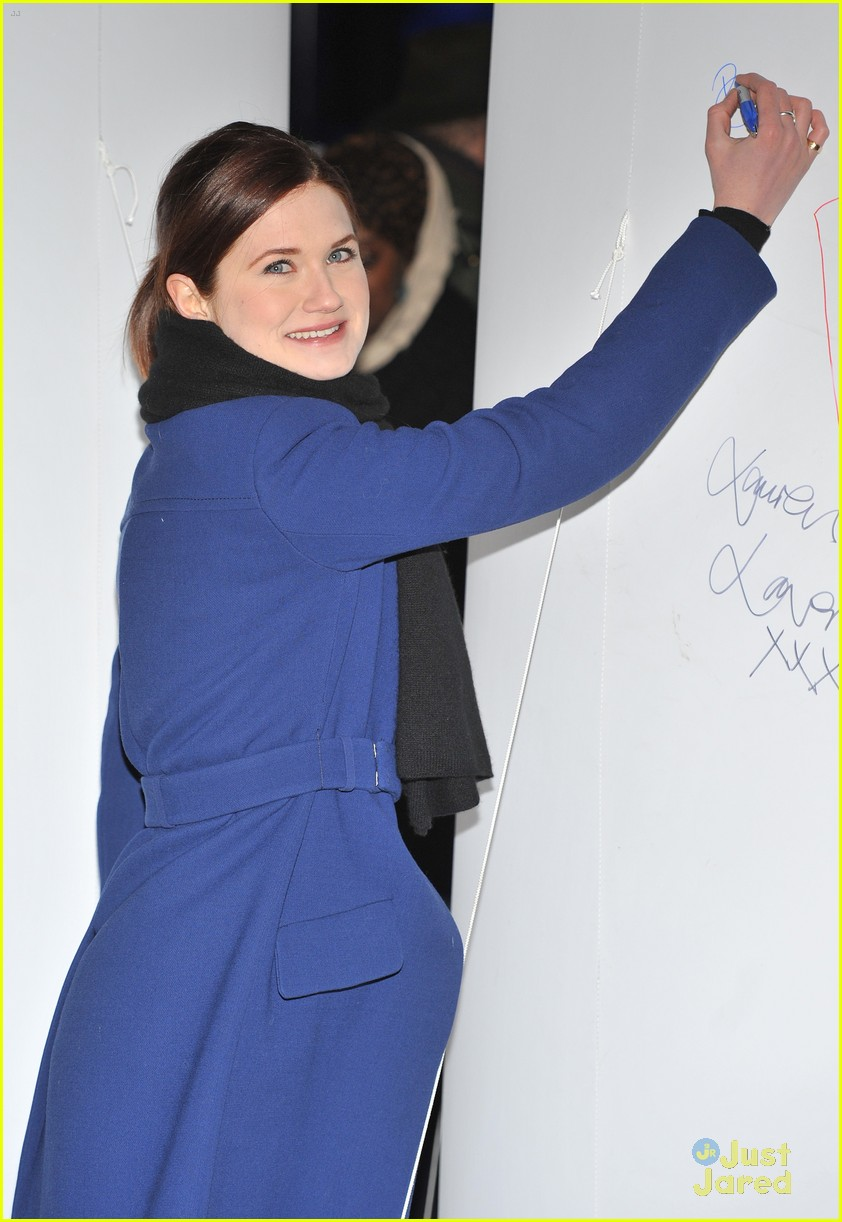 bonnie wright enough food if 06