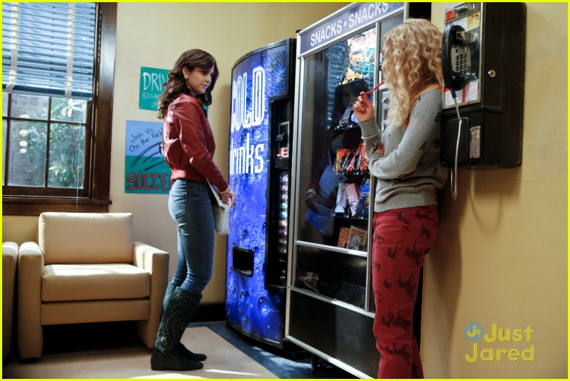 carrie diaries lie to me 05